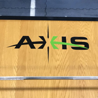 Axis Sports Performance Training